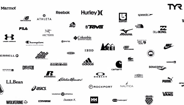 sport clothes brands logos wwwpixsharkcom images
